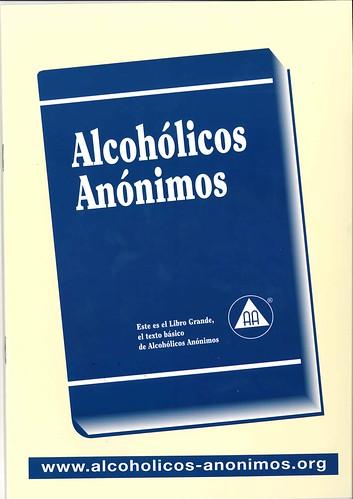 Libro de Alcohólicos Anónimos