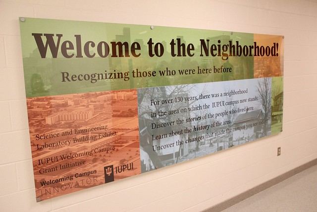 Welcome to the Neighborhood Exhibition Opening