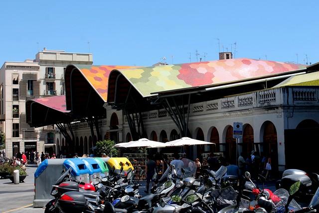 Mercados que ver en Barcelona