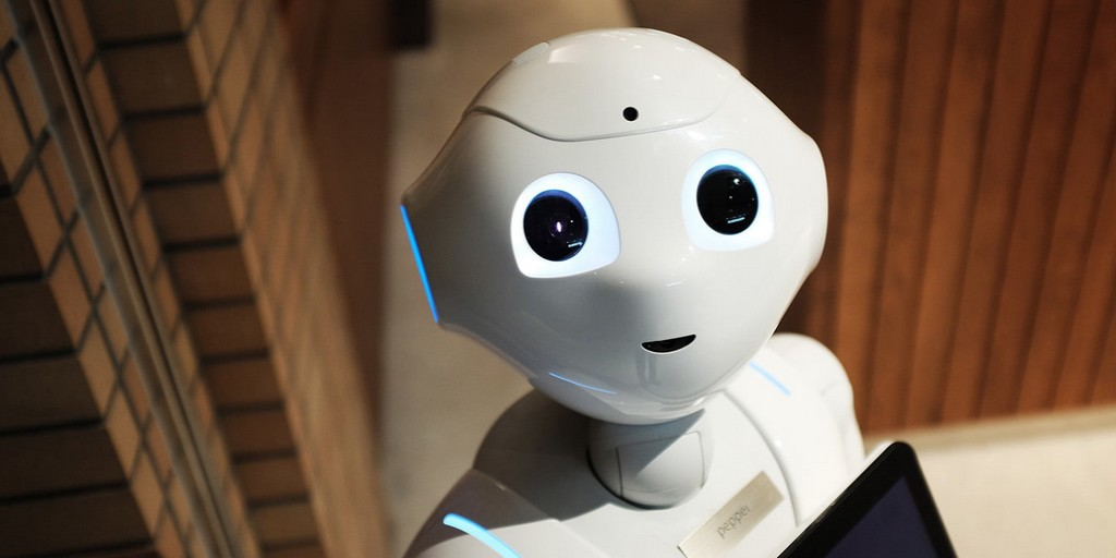 Pepper le robot vous fait visiter les bâtiments de la Smithsonian Institution à Washington