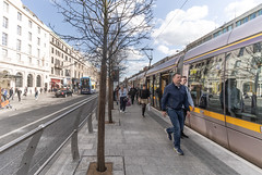 LUAS TRAM STOP UPPER O'CONNELL STREET [GREEN LINE SERVICE]-138871