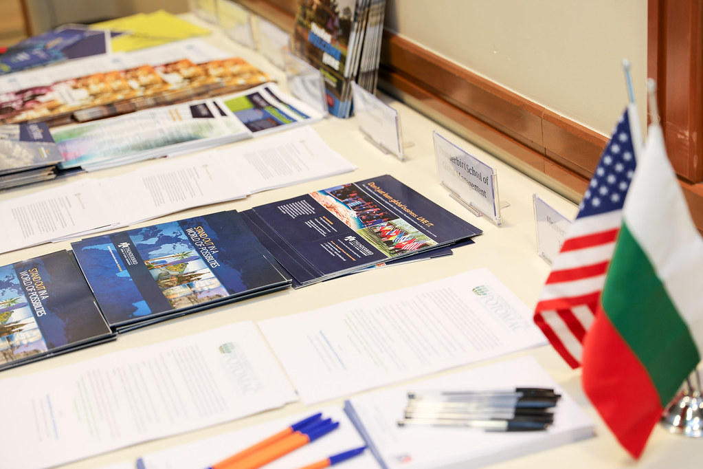 3rd Southeastern Europe Virtual Education Fair at the U.S. Embassy