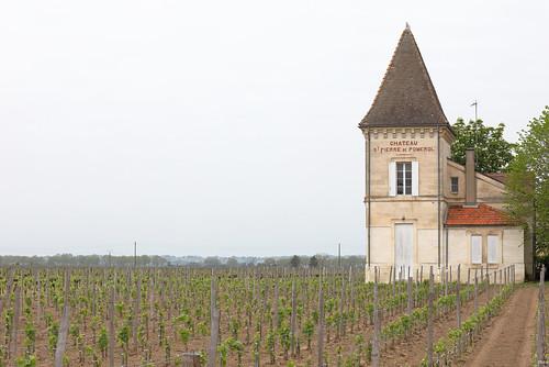 Château Saint-Pierre, Pomerol, Aquitaine, France