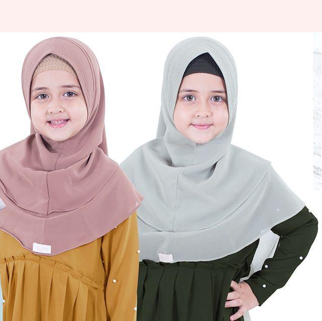 Gamis Amima Raiya Kids Dress Baju Gamis Wanita Busana Muslim