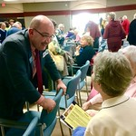 Candidate's forum in Asbury