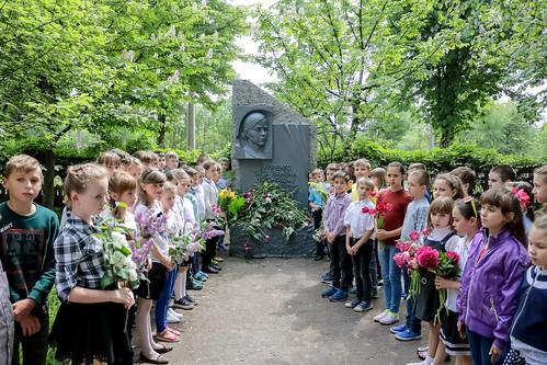 Відзначення Дня пам`яті та примирення, 4-Б 08.05.18