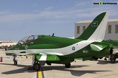 8821 - 6Y012 - Saudi Hawks - Royal Saudi Air Force - British Aerospace Hawk 65A - Luqa Malta 2017 - 170923 - Steven Gray - IMG_0064