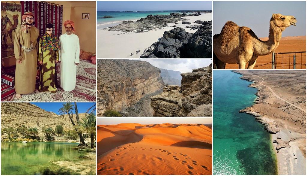 Oman przyroda