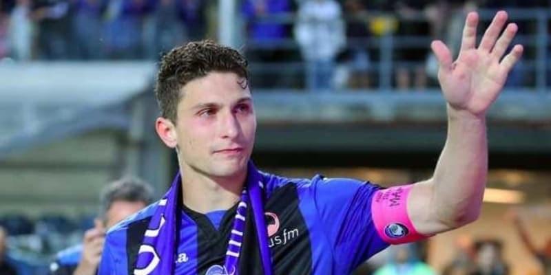 Mattia Caldara Sedih Karena Pergi Dari Atalanta Menuju Juventus