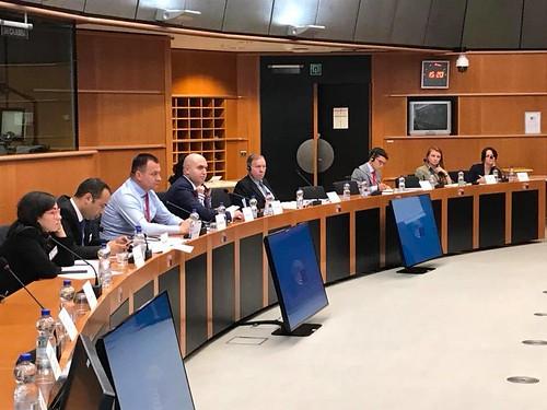 """15.05.2018 Reuniunea """"Grupului de lucru pentru regulament"""" al Adunării Parlamentare (AP) EURONEST"""