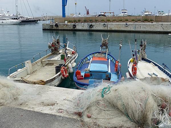 les pêcheurs de Nice