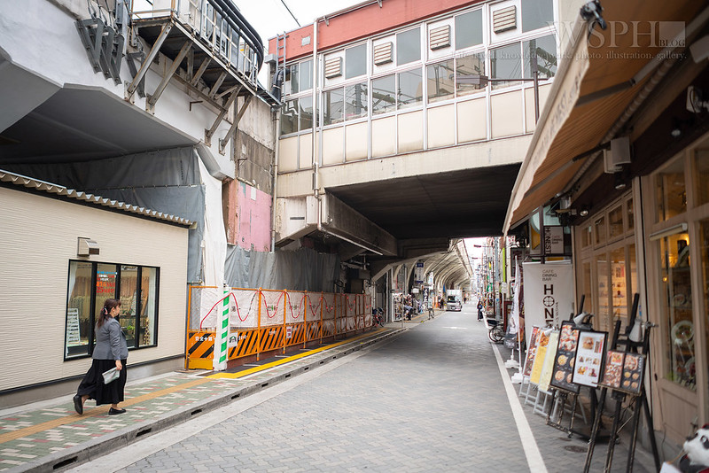 [東京漫遊]Day-1‧淺草隨走隨拍