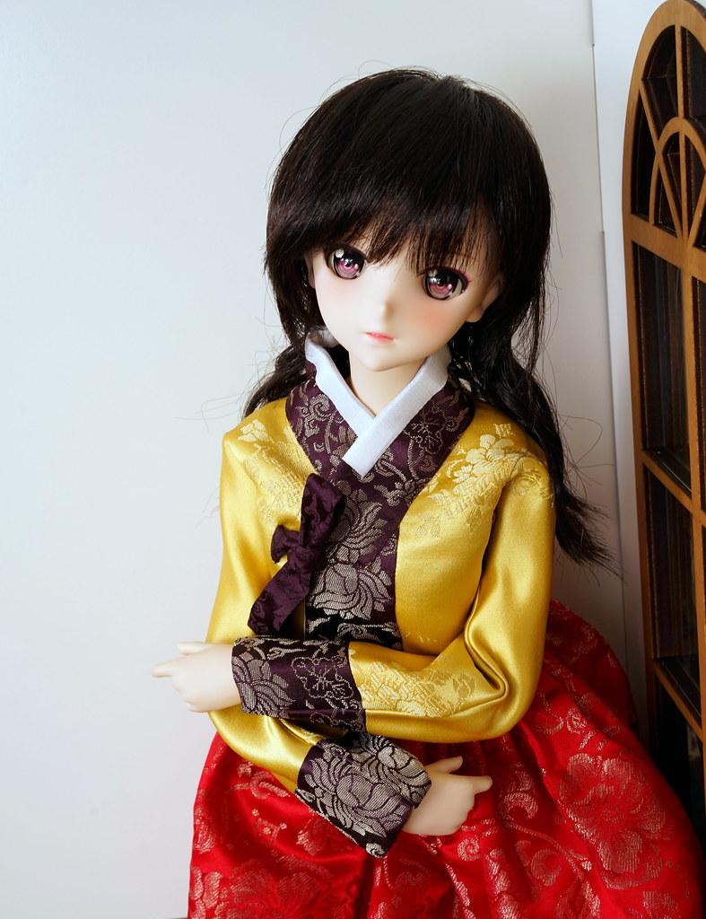 Luka Hanbok style