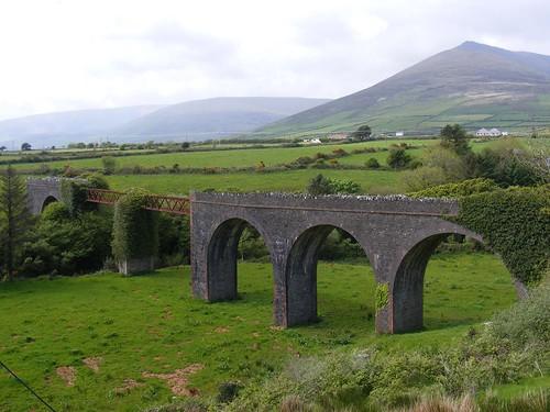 Lios Póil Railway Viaduct, Co. Kerry