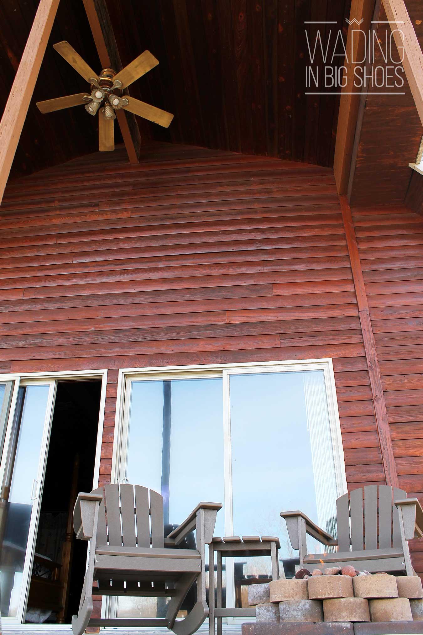 Our Midwest Weekend Getaway At Serenity Springs Resort Wading In