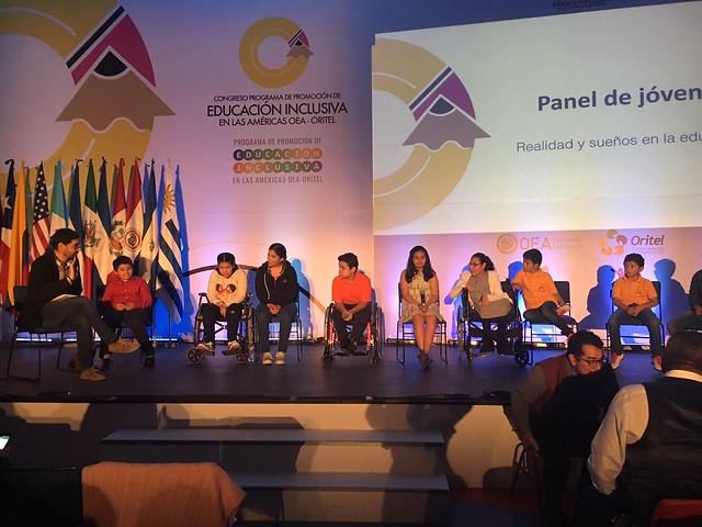 Seminario Educacion Inclusiva Mexico 2018