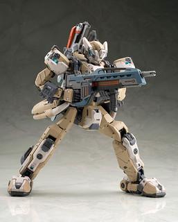 ALMECHA《邊境保衛戰 Border Break》Cougar NX 強襲兵裝(ボーダーブレイク クーガーNX 強襲兵装) 1/35比例組裝模型