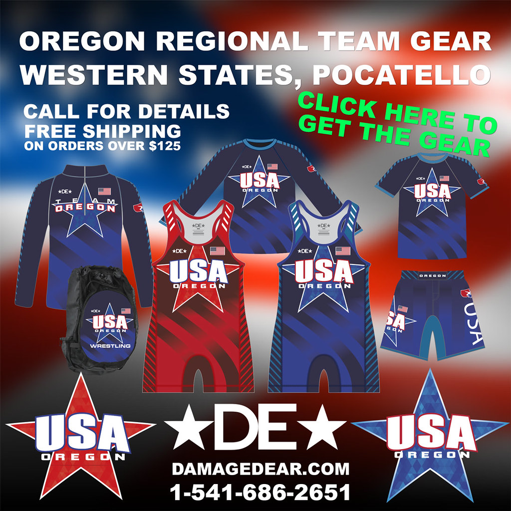 Oregon Regional Gear
