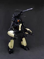 Hercules Beetle - Plague Mech: Omicron