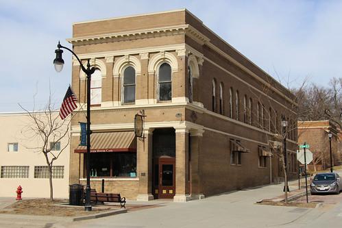 John Gund Brewing Company Building - Plattsmouth, NE