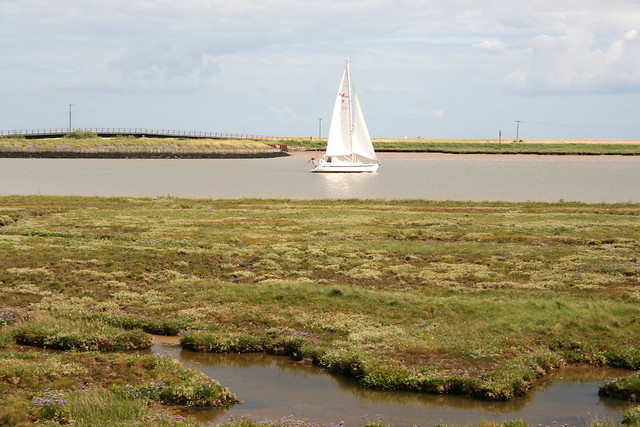 The River Ore near Orford