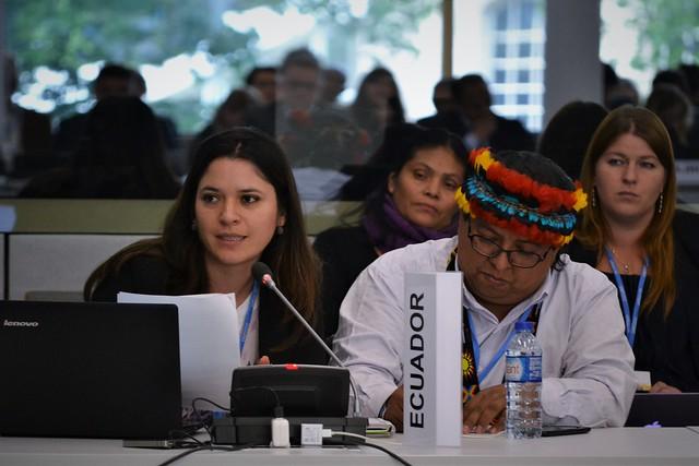 LCIPP's informal session 3may2018 - Photos by: Rafael Ponte / Servindi