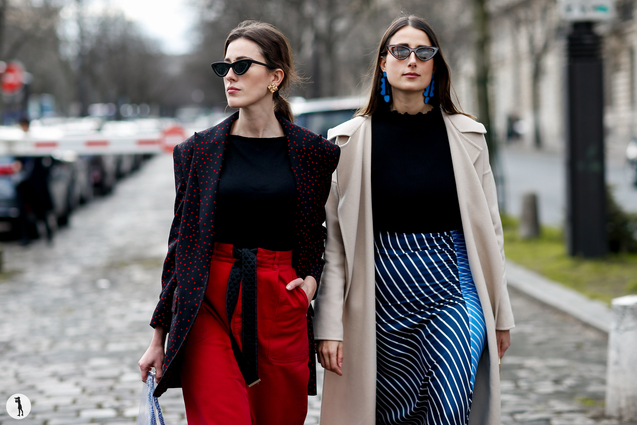 Sylvia and Julia Haghjoo - Paris Fashion Week Fall-Winter 2018-2019 (5)