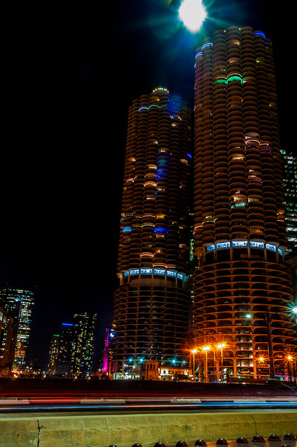 Marina City Towers