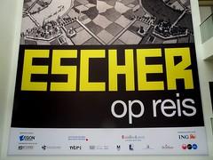 Fries Museum Escher Neue Helvetica