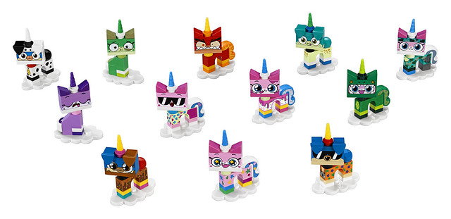 41775 - Unikitty Collectable Figure Series