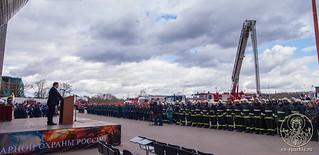 День пожарной охраны 160