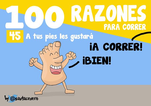 100 razones 45