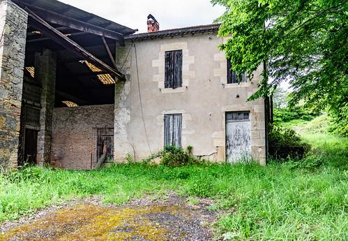 16-Une maison abandonnée