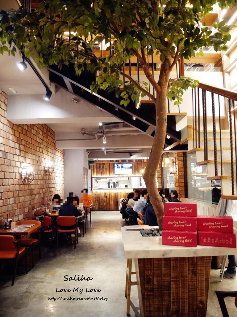 台北師大夜市商圈貳樓餐廳早午餐brunch (1)