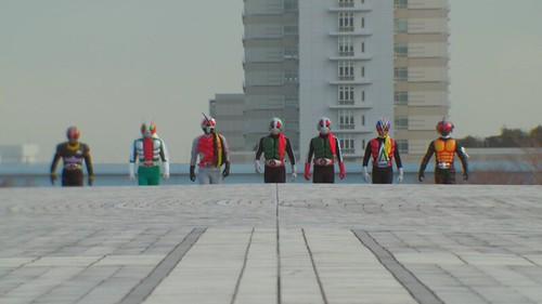 Kamen Rider Kehabisan Lokasi Syuting di Jepang