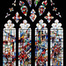 Chester Cathedral Stained Glass Window 3