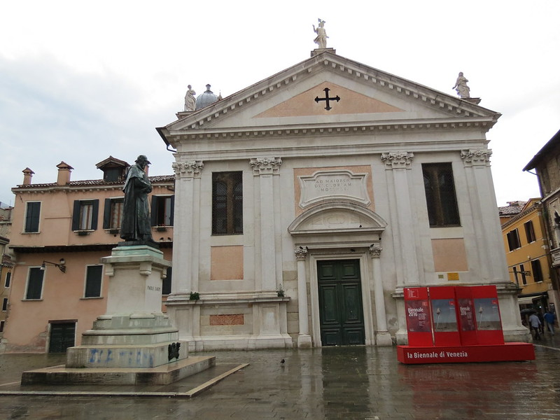 Chiesa di Santa Fosca<br /> IMG_2647