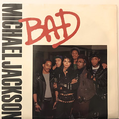 MICHAEL JACKSON:BAD(JACKET A)