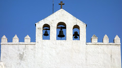 Bells, San Agustín de Acolman