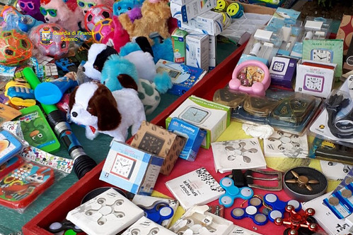sequetro giocattoli vallo della lucania 17 maggio