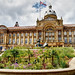 Birmingham Council House, Victoria Square. by Manoo Mistry