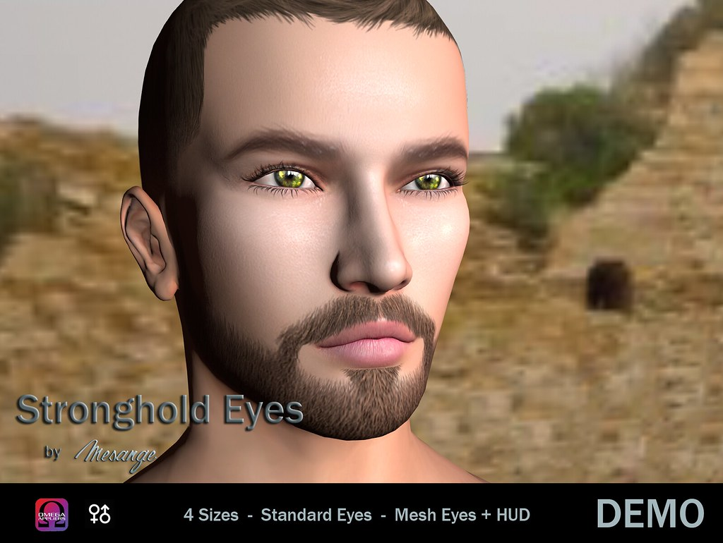 MESANGE – Stronghold Eyes