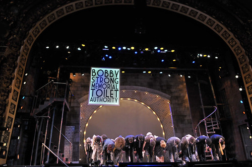 Emerson Stage - Urinetown