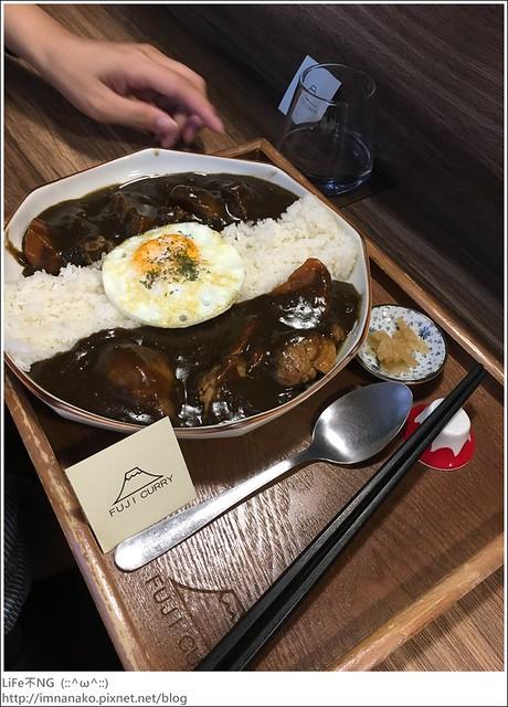 六張犁美食-富士咖哩