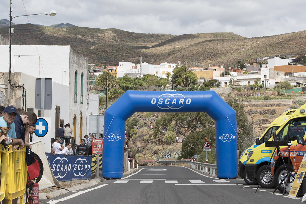 OSCARO during the 2018 European Rally Championship ERC Rally Islas Canarias, El Corte Inglés,  from May 3 to 5, at Las Palmas, Spain - Photo Gregory Lenormand / DPPI