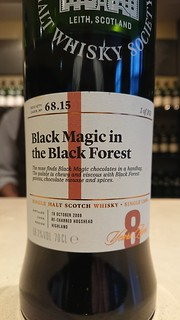 SMWS 68.15 - Black Magic in the Black Forest