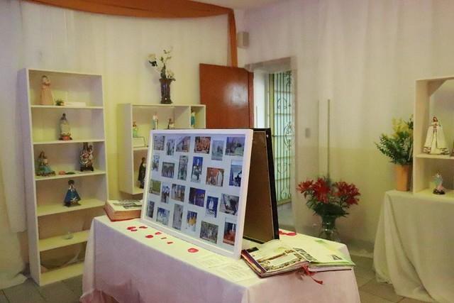 Missa de Abertura da 10 Exposição de Nossa Senhora