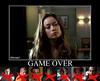 Summer Glau tscc cameron game over
