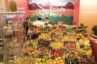 Superfoods del Perú Salón de Gourmets 2018