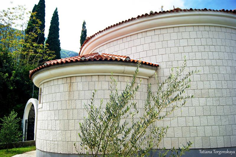 Церковь Св. Петра Цетинского